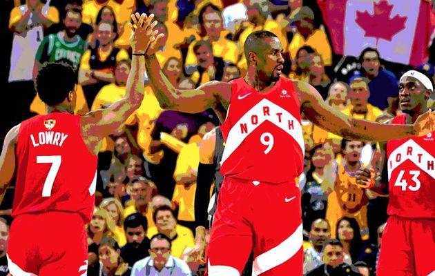 À une victoire du titre NBA, les Raptors restent impassibles