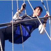 Monter au mât d'un voilier (1/4) - Préparation-Sécurité - ActuNautique.com