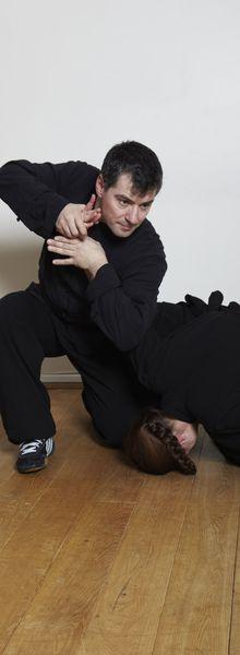 Shaolin Chin na par Victor Marques à l'Aïki Taïkaï