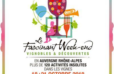 Fin octobre, partez en fascinant week-end en Auvergne-Rhône-Alpes ...