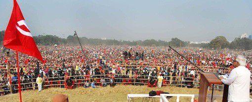 Un million de communistes et sympathisants rassemblés à Calcutta en Inde. Etat des lieux et réflexions par Vijay Prashad