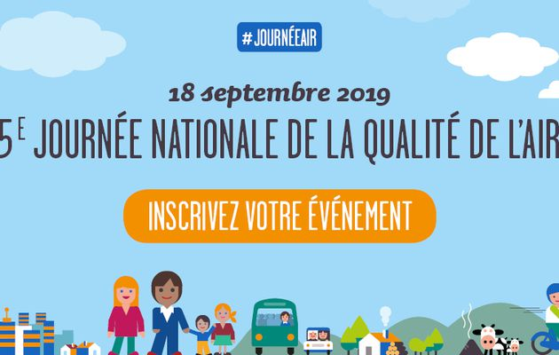La journée nationale de la qualité de l'air