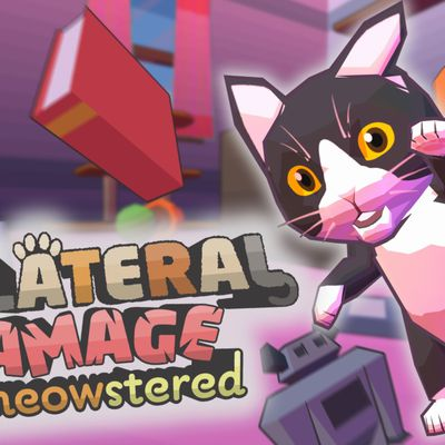 [Test] Catlateral Damage : Remeowstered