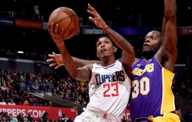Lou Williams (42 points) offre le derby de Los Angeles aux Clippers