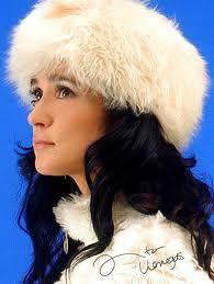 45 años cumple la cantante estadounidense, Julieta Venegas