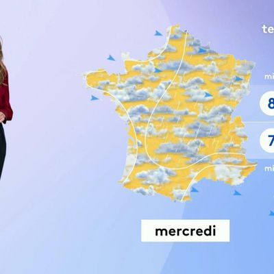 Chloé Nabédian 16/05/2021 Journaux météo du midi