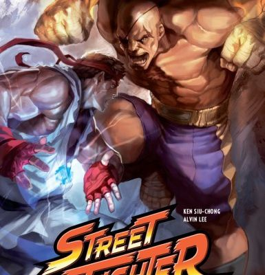 "Mon Impression : Street Fighter tome #1 ""Génération Alpha"""