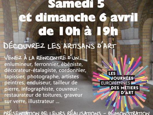 LES ARTISANS D'ART...à L'ABBAYE DE BELVAL...