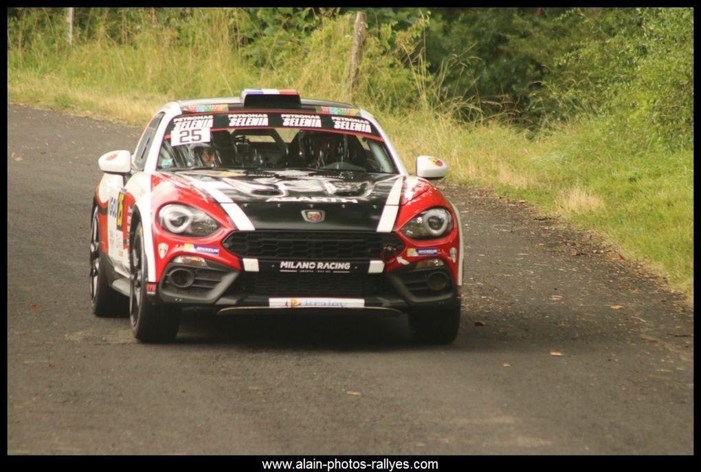 Rallye Aveyron Rouergue Occitanie 2018