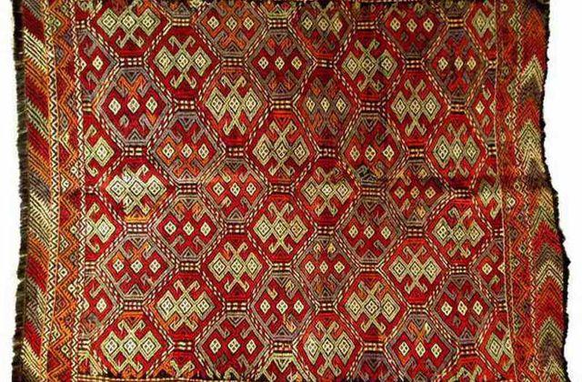 Arrivage de superbes tapis kilims anciens