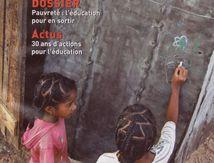 Aide et Action fête 30 ans d'actions pour l'éducation