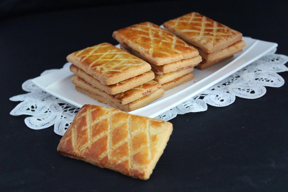Biscuits sablés basques