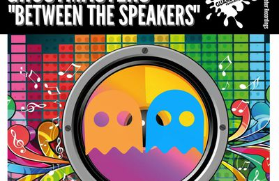 GR609 GhostMasters - Between The Speakers (Original Mix)