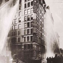 """TRIANGLE SHIRTWAIST 1911"""