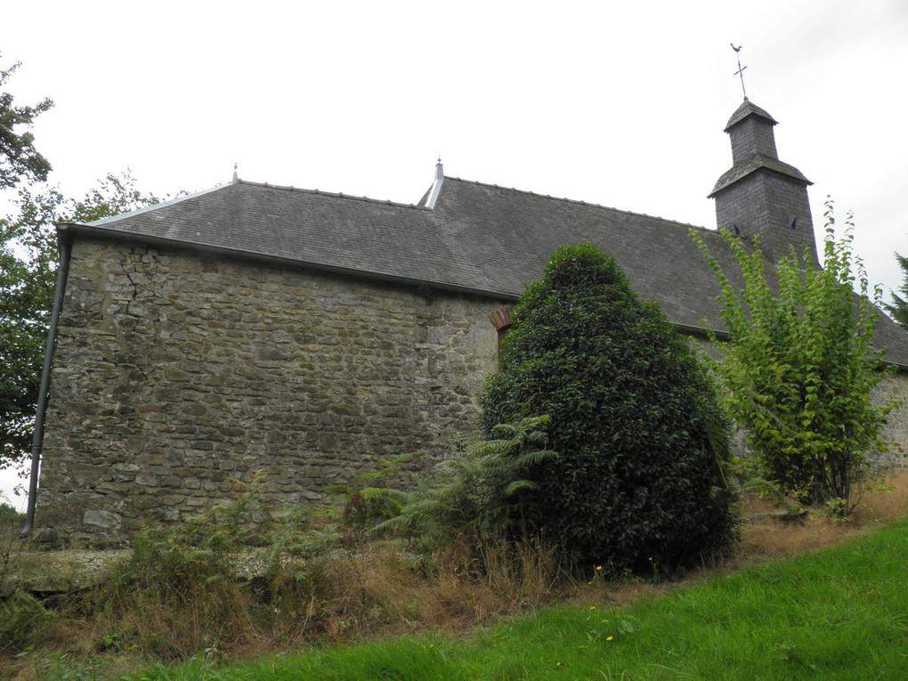 La chapelle Saint-Julien-des-Roncerais