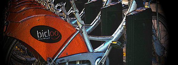 Urban Transport: The self-service bike to breathe