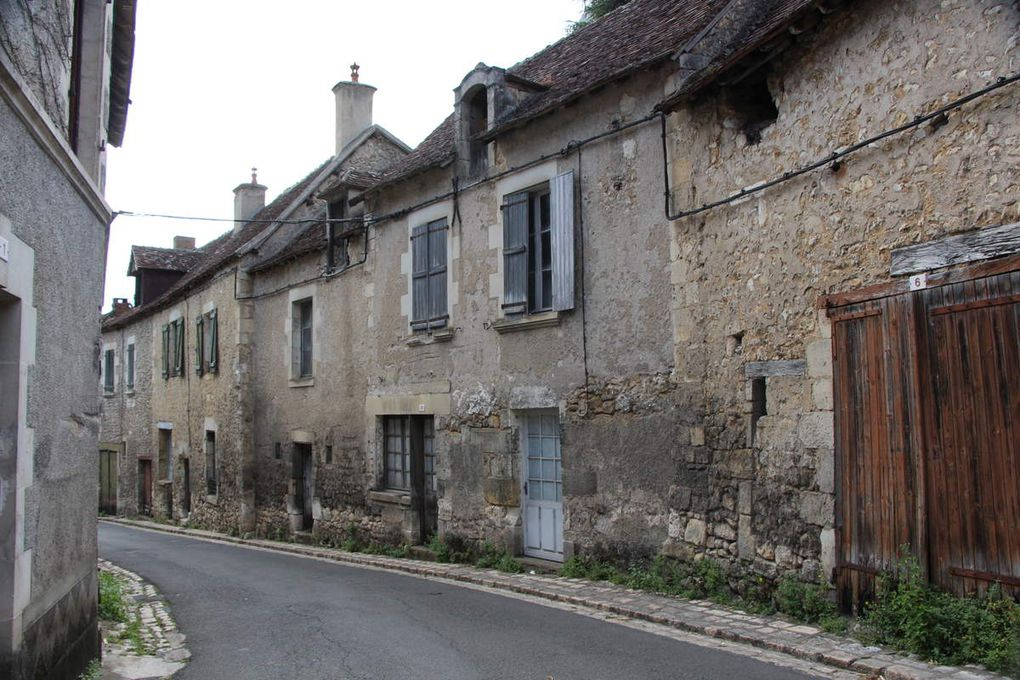 Angles-sur-l'Anglin, plus beau village de France