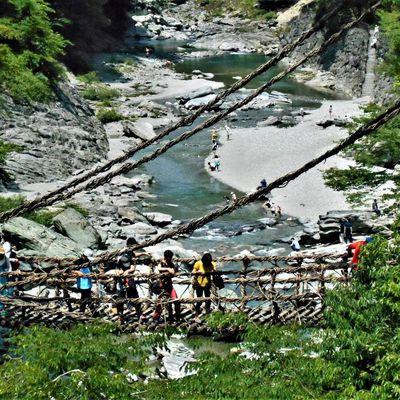 Takamatsu (1) ... Mon tour de  l'île de Shikoku (3) : Tokushima / Oboke / Takamatsu