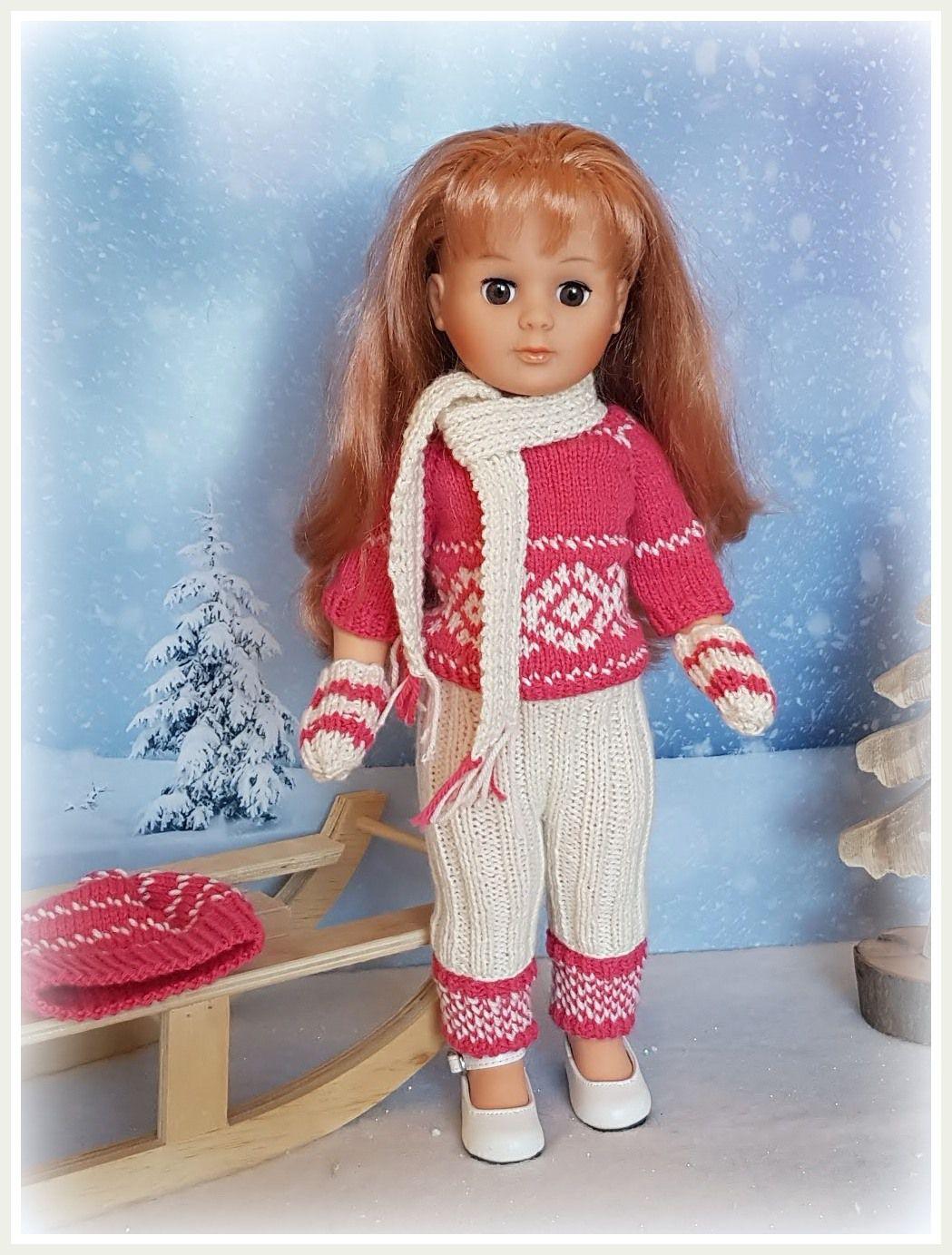Album tricots poupées à vendre