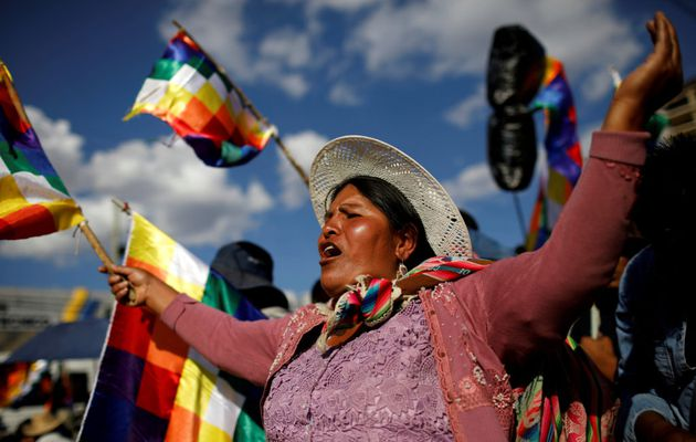 Importante victoire politique du peuple bolivien