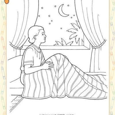 Primaire 6 - Leçon 27 - Samuel l'enfant prophète.