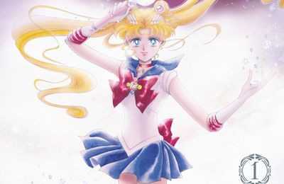 Pretty Guardian Sailor Moon (Eternal edition), tome 1