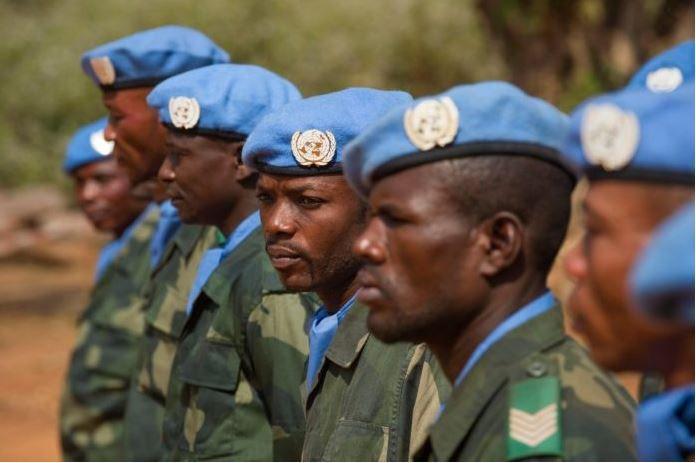 Départ précipité de l'armée gabonaise du Centrafrique