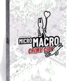 MicroMacro : Crime City