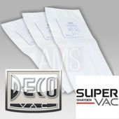 SACS SUPERVAC / DECOVAC