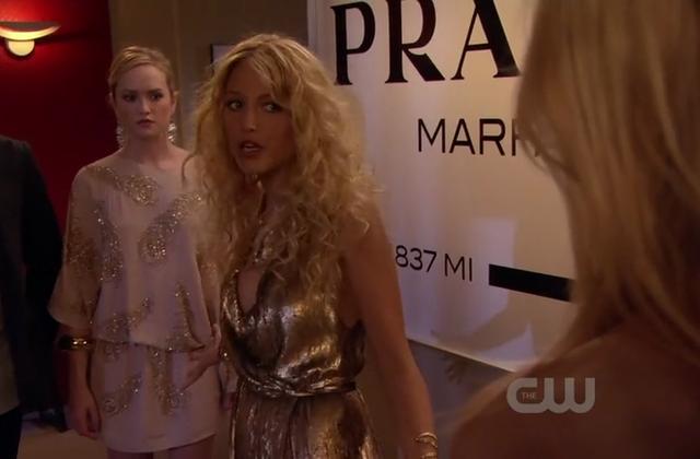 Critiques Séries : Gossip Girl. Saison 5. Episode 9. Rhodes To Perdition.
