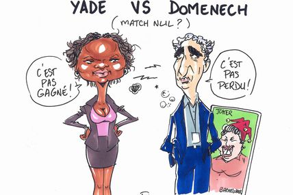 Yade VS Domenech