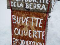 Mardi 3 Février: La Berra