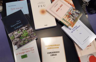 La sélection du Goncourt présentée à la médiathèque de Landerneau