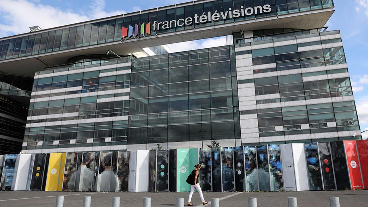 Delphine Ernotte annonce des nominations à la direction de France Télévisions