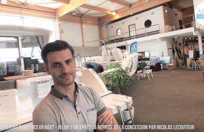 Bénéteau Brest - bilan, un an après la reprise par Nicolas Lecouteur et visite en vidéo de la concession