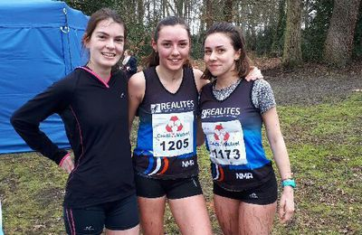 Pré-France de Cross à ROMORANTIN