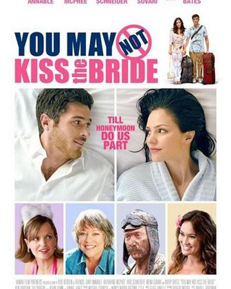 Critique Ciné : You May Not Kiss The Bride, mariage sauvage...