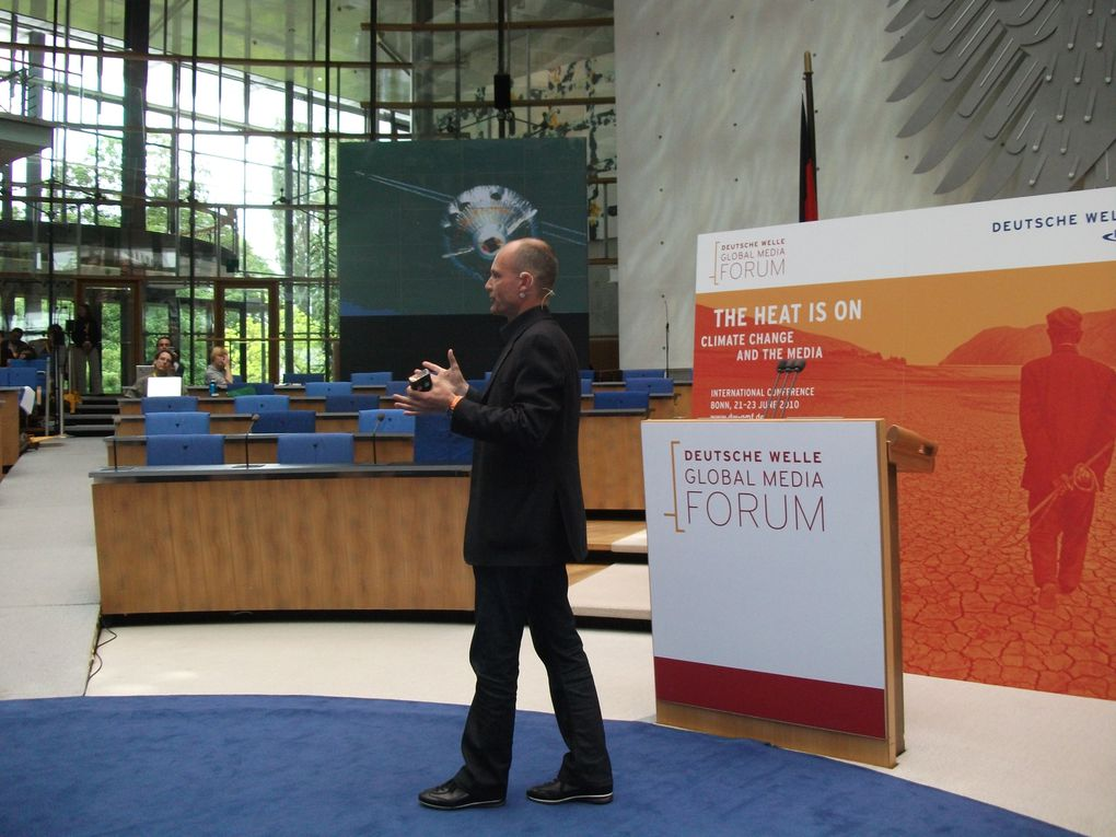 Album - GLOBAL MEDIA FORUM DEUTSCHE WELLE
