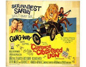 Le Film du jour n°228 : Clarence, le lion qui louchait