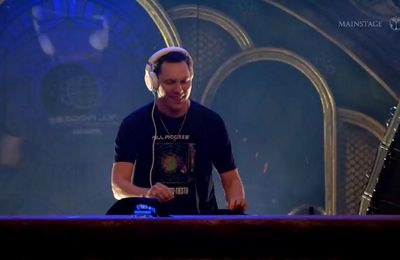 Tiësto vidéo | Tomorrowland | Boom, Belgium - July 19, 2019