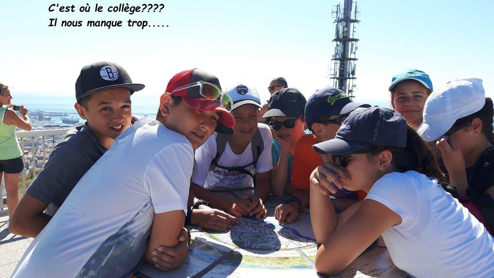De nouvelles photos du stage nautique...
