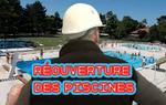 Déconfinement : réouverture des piscines municipales... (Vidéo)