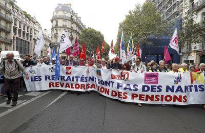 Lettre ouverte au Président de la République / CONFEDERATION FRANCAISE DES RETRAITES / ACTUALITE