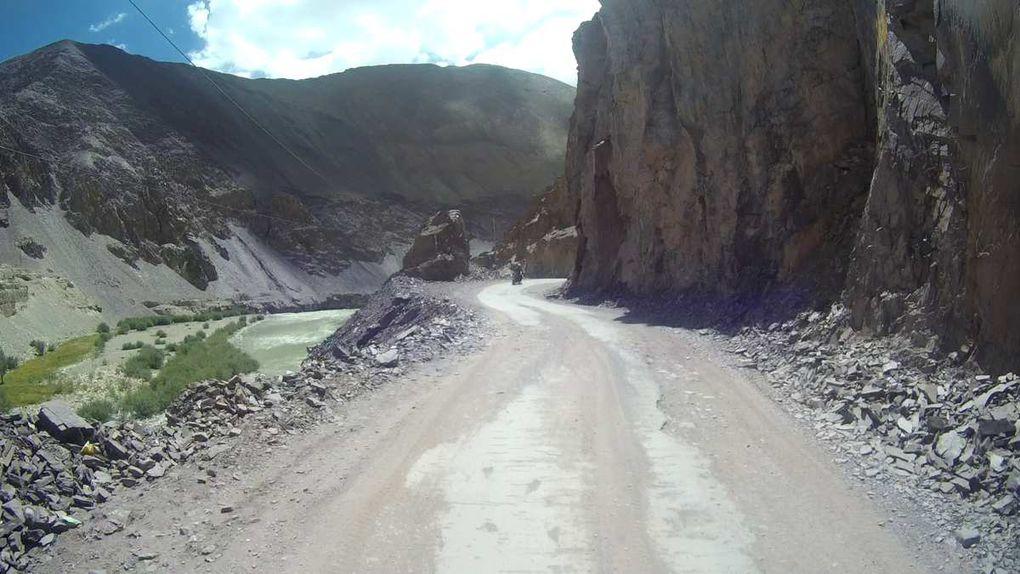 La vallée de l'Indus
