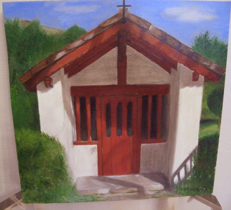 Album - peinture-du-pays-basque