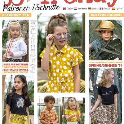 Magazines de janvier 2021: B-Trendy 16