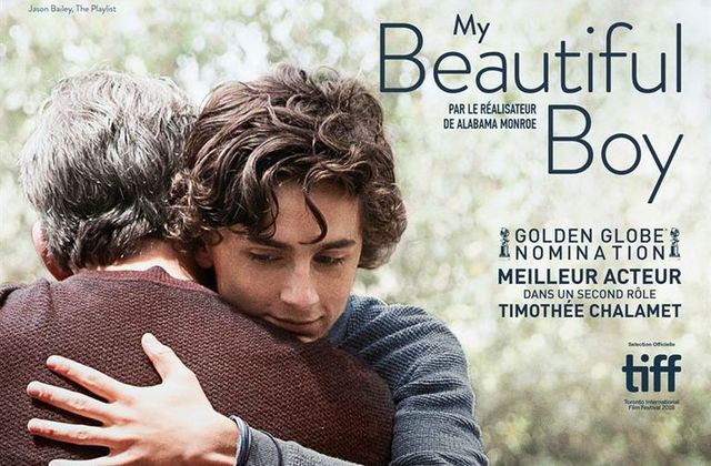 MY BEAUTIFUL BOY - Thimothée Chalamet