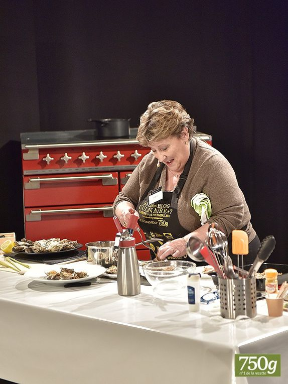 Le Salon du Blog Culinaire de Soissons - Moments de vie