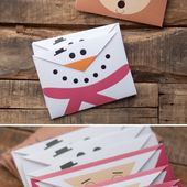 Printable Holiday Envelopes * this heart of mine