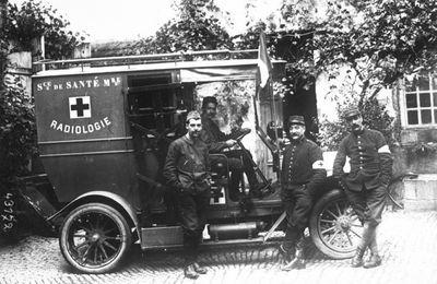 La Grande Guerre et l'essor de la radiologie